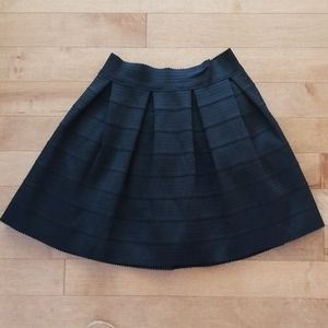 NWT Express Black Bandage Skirt - Size Small